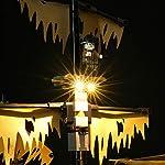 LIGHTAILING-Set-di-Luci-per-Disney-Pirati-dei-Caraibi-Silent-Mary-Modello-da-Costruire-Kit-Luce-LED-Compatibile-con-Lego-71042-Non-Incluso-nel-Modello