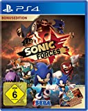 Sonic Forces Bonus Edition (PlayStation PS4)