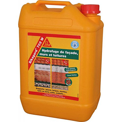 sikagard-hydrofuge-faade-5-litres-hydrofuge-dimprgnation-incolore-en-phase-aqueuse-base-de-siloxane-