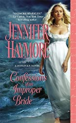 Confessions of an Improper Bride (A Donovan Novel) by Jennifer Haymore (2011-08-01)