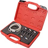 5 tlg Bremsen Entlüften Entlüfterschlüssel Bremsenentlüfter Set KFZ Werkzeug 7-11mm