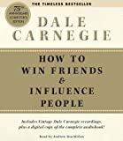 How to Win Friends and Influence People (75th Anniversary Edtn Unabrige)