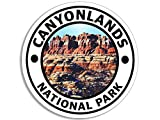 American Vinyl Runde Canyonlands National Park Aufkleber