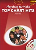 Guest Spot: Top Chart Hits -For Violin-: Play-Along, CD für Violine