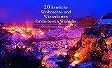 20 herrliche Weihnachtskarten für die besten Wünsche