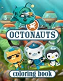 Picture Of OCTONAUTS coloring book: This amazing coloring book will make your kids happier and give them joy(ages 4-10)