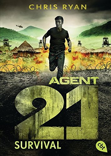 Agent 21 - Survival (Die Agent 21-Reihe, Band 4) Band 21
