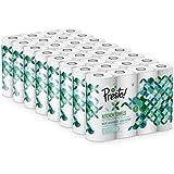 Marca Amazon - Presto! Papel de cocina - 32 (8x4) rollos de 2 capas (51 hojas x rollo)