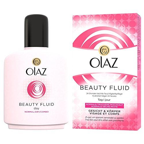 Olaz Essentials Beauty Fluid Regulär Flasche, 6er Pack (6 x 200 ml)