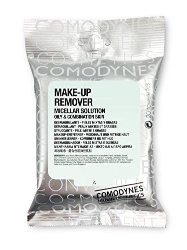 Comodynes Make-Up Remover Oily Skin Toallita Desmaquillante
