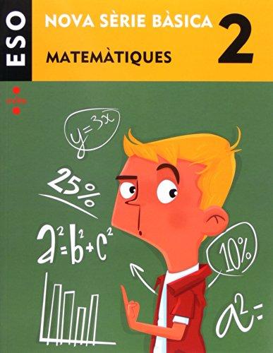 Matemàtiques. 2 ESO. Nova Sèrie Bàsica - 9788466135740 por Equip Editorial Cruïlla