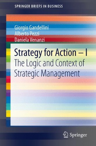 Strategy for action: 1 (SpringerBriefs in Business)