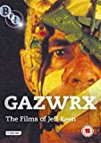 GAZWRX: The Films of Jeff Keen (40 Films) - 4-DVD Box Set ( Cineblatz / White Lite / Marvo Movie / Meatdaze / Rayday Film / Cartoon Theatre of Dr Gaz / White Du [ UK Import ] Vergleich