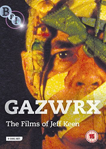 fallout 4 dvd GAZWRX: The Films of Jeff Keen (40 Films) - 4-DVD Box Set ( Cineblatz / White Lite / Marvo Movie / Meatdaze / Rayday Film / Cartoon Theatre of Dr Gaz / White Du [ UK Import ]