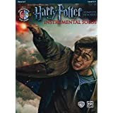 Harry Potter Instrumental Solos from the complete Film Series Horn in F, (Book & CD) (Pop Instrumental Solo)