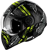 Casco Modulare Airoh J106 Crude - Green Matt /...