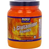 L-glutamine powder - 1 kg - Now foods