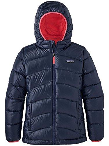 Kinder Snowboard Jacke Patagonia Hi-Loft Down Jacket Girls