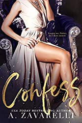 Confess: A Dark Romance (Sin City Salvation Book 1) (English Edition)