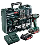 Metabo SB 18 Set - Taladro...