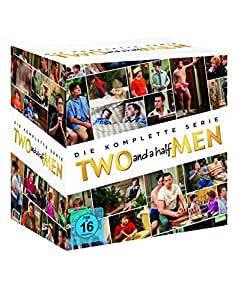 Two and a Half Men Komplettbox [40 DVDs]