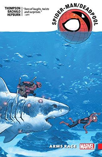 Spider-Man/Deadpool Vol. 5: Arms Race (Spider-Man/Deadpool (2016-)) (Fünf Arm)