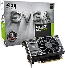 EVGA 04G-P4-6251-KR GeForce GTX 1050 Ti 4GB GDDR5 - Tarjeta gráfica (Activo, ATX, NVIDIA, GeForce GTX 1050 Ti, GDDR5, PCI Express x16 3.0)