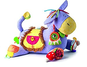 Woodyland Laki - Figura Decorativa para Montar (Madera), diseño de Donkey