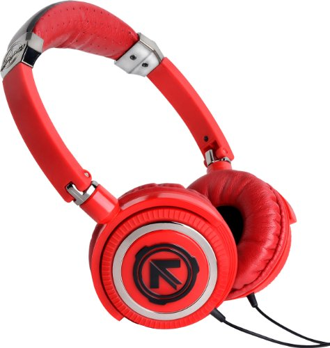 Aerial7 Phoenix Salsa OnEar-Kopfhörer mit InLine-Mikrofon (SKYPE-kompatibel)