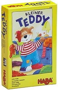 HABA 4348 Kleiner Teddy - Juego Educativo Infantil (en alemán)