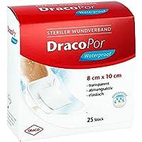 Dracopor waterproof Wundverband steril 8x10cm 25 stk preisvergleich bei billige-tabletten.eu