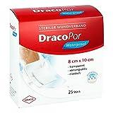 Dracopor waterproof Wundverband steril 8x10cm 25 stk