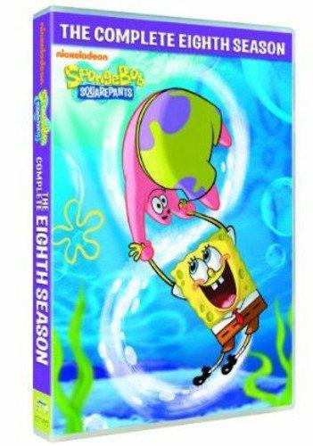 Spongebob Complete 8Th Season (4 Dvd) [Edizione: Regno Unito] [Italia]