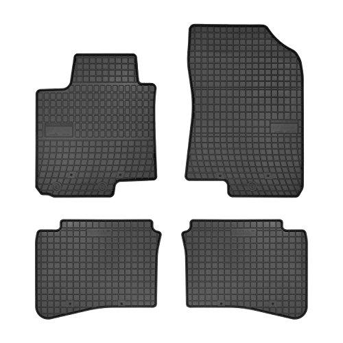 NEU! Gummimatten für Hyundai i20 (Typ GB) ab Bj: 2014-2017 (Alle Modelle)