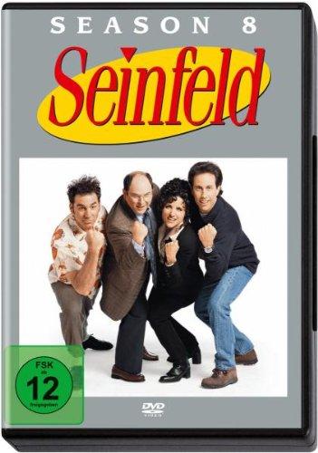 Seinfeld - Season 8 (4 DVDs)