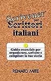 Image de Scrivener per Scrittori italiani: Guida essenziale per organizzare, scrivere e compil
