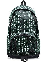 9e5e9c6950 Nike All Access Soleday Backpack 30L Black/Green Laptop Bag