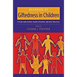 [Handbook of Giftedness in Children] (By: Steven I. Pfeiffer) [published: November, 2010]