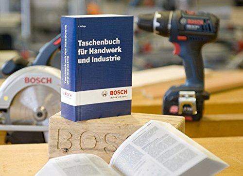 Taschenbuch für Handwerk und Industrie: Technisches und handwerkliches Fachwissen kompakt