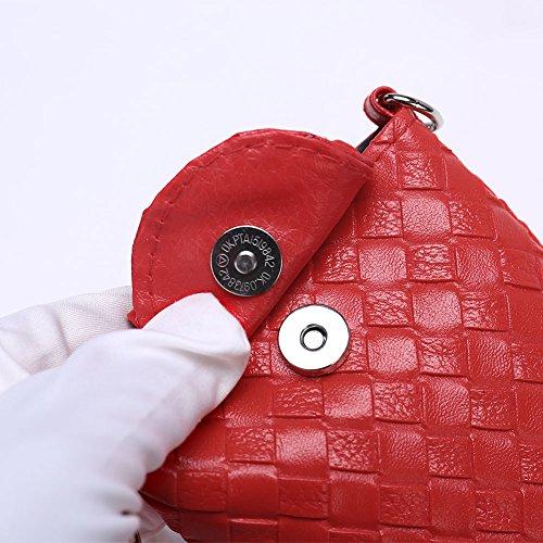 Faysting EU donna borselino borsa a tracolla borsa a spalla borsa a cellulare piccola forma fashion stile conveniente pelle materiale buon regalo san valentino I