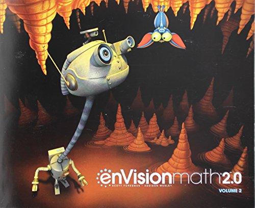 Envision Math 2017 Student Edition Grade 2 Volume 2