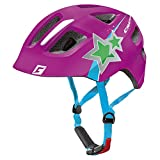 Maxster purple star #111813C1 46 - 51 cm Cratoni Fahrradhelm