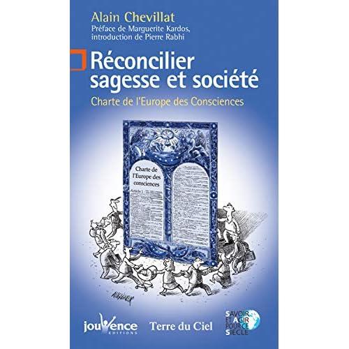 Réconcilier sagesse et société : Charte de l'Europe des Consciences