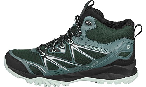 Bolt dalpinismo turchese Capra GTX verde Merrell W Scarpa Mid 1xp45UUnwq