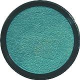 Eulenspiegel 350379 - Profi-Aqua Make-up Schminke - Perlglanz-Lagunenblau - 3,5 ml / 5 g