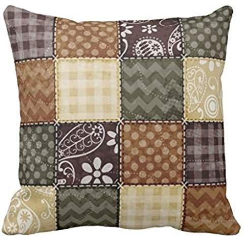 Aqua Gingham Daisy Outdoor Pillowcase Pillow Covers 2020 Pillow Case Cover Cushion