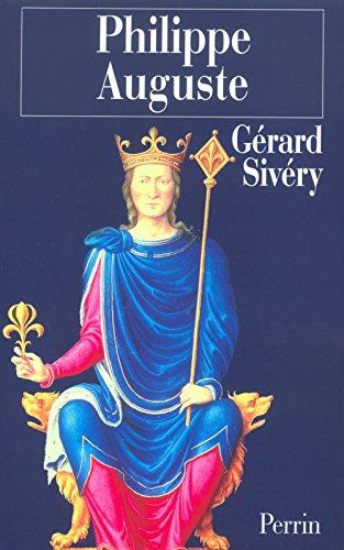 Philippe Auguste par Gérard Sivery