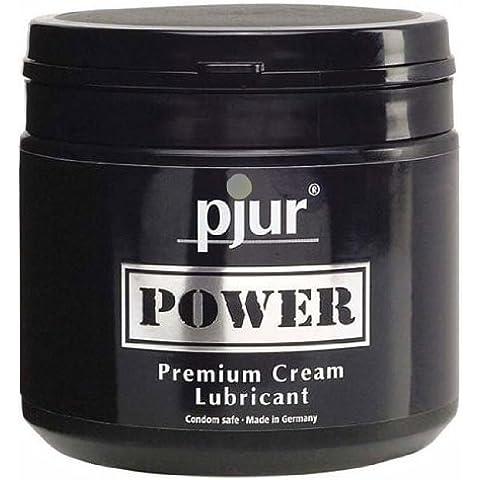 POWER CREMA lubrificante personale PJUR 500 ML