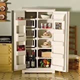The Dolls House Emporium Congelador Im Vorratsschrank-Stil - The Dolls House Emporium Larder Style, Fridge-Freezer