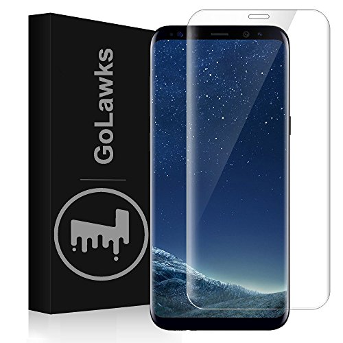 Samsung Galaxy S8 plus TEMPERED GLASS, 3D Full Coverage Ultra...